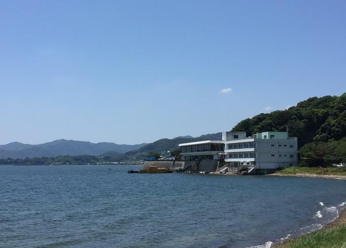 浜名湖遊覧船 瀬戸ハマナコスタ港