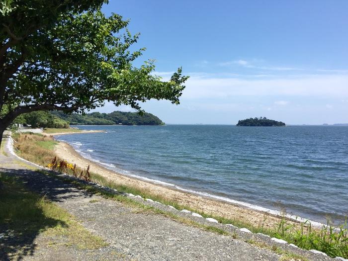 三ケ日町 浜名湖 お土産 観光 遊ぶ 猪鼻湖 おすすめ 礫島