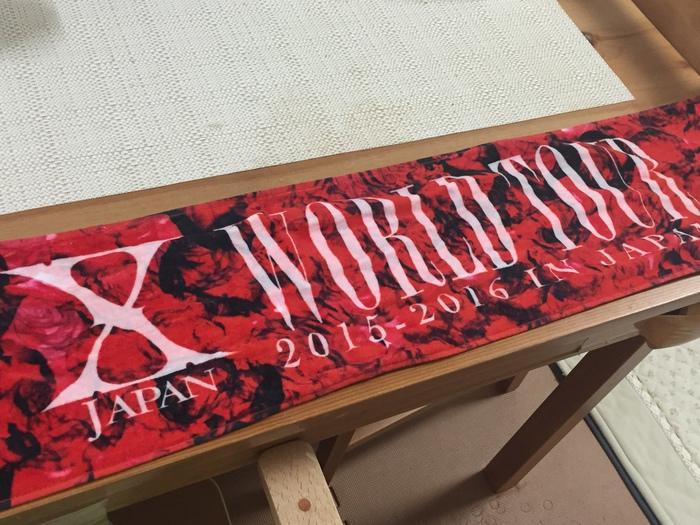 X JAPAN』ジャパンツアー2015 in 名古屋 ツアー最終日
