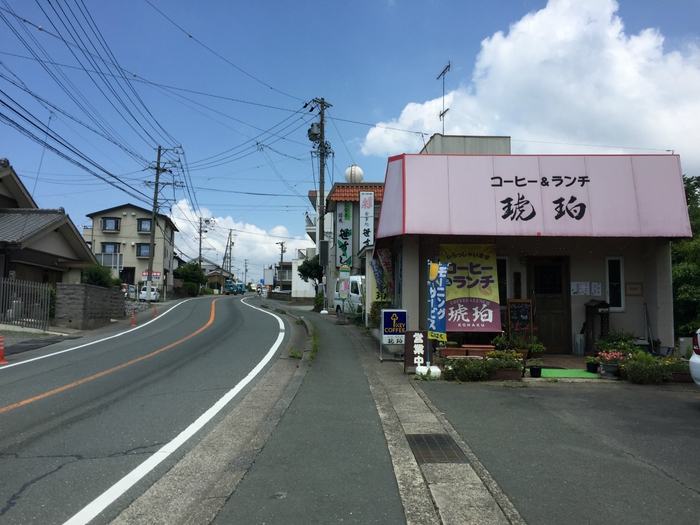 三ケ日町 浜名湖 観光 おすすめ お店 グルメ ランチ カフェ 居酒屋 飲食店 琥珀 こはく