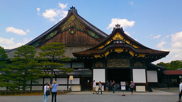二条城 京都 旅行 観光