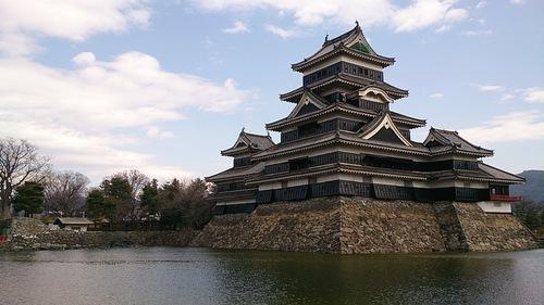 長野県 諏訪湖 松本城 旅行 観光