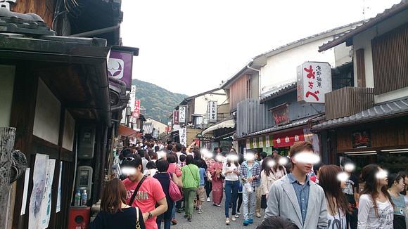 京都 旅行 清水寺 伏見稲荷大社