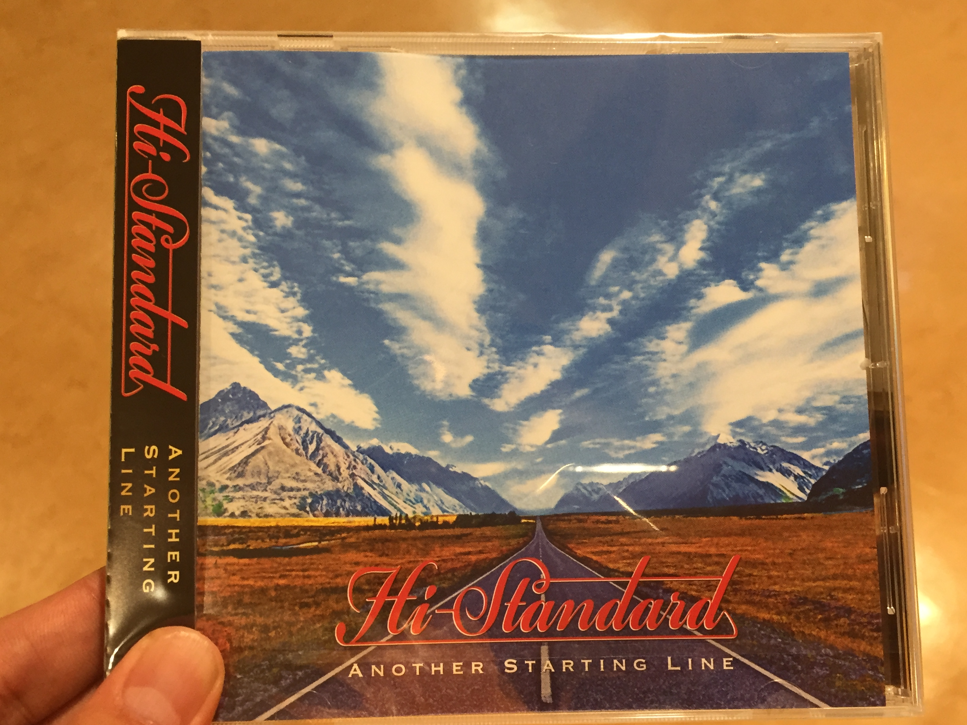 Hi-STANDARD新譜「ANOTHER STARTING LINE」
