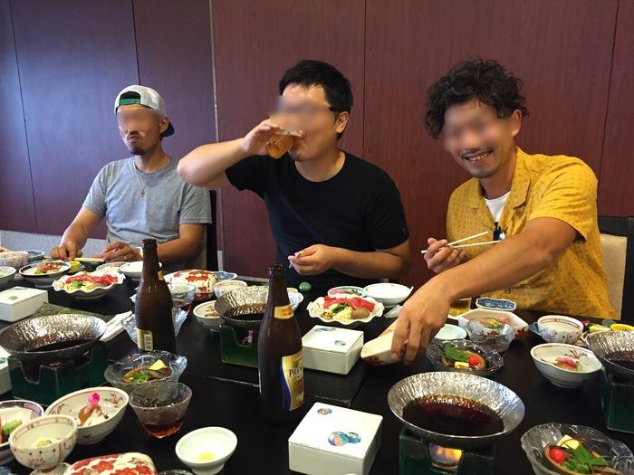 琵琶湖 旅行 男旅 観光 映画 ロケ地 ちはやふる 琵琶湖グランドホテル