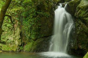 仙巌の滝 浜松市 滝