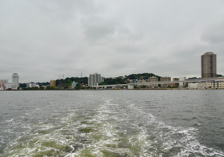 YOKOSUKA 軍港めぐり 横須賀
