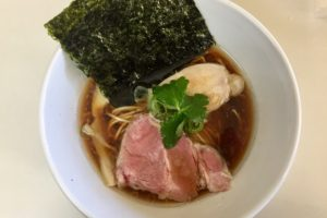 浜松 ラーメン 麺匠 独眼流 どくがんりゅう