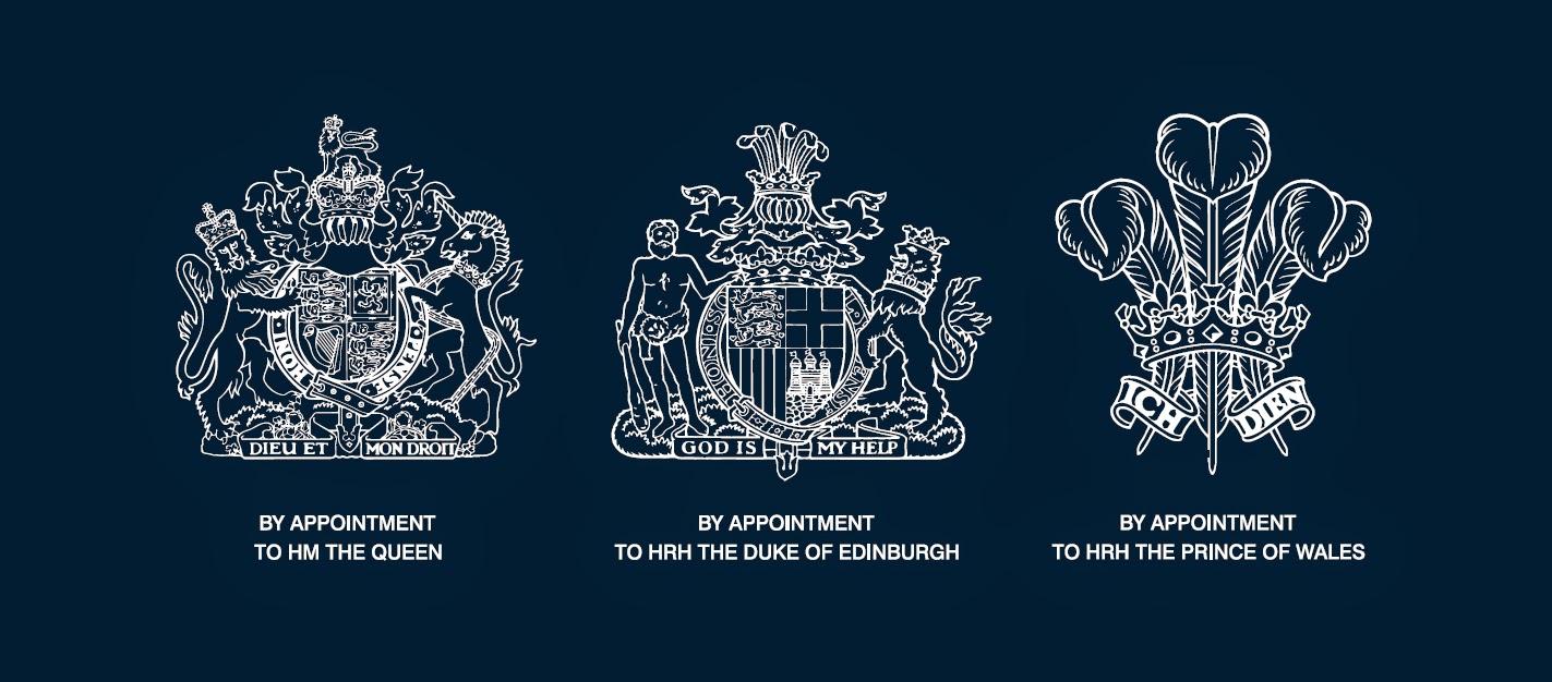 英国王室御用達 ロイヤルワラント