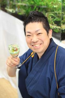 ボトリウム てっちゃん先生 水草作家 田畑哲生