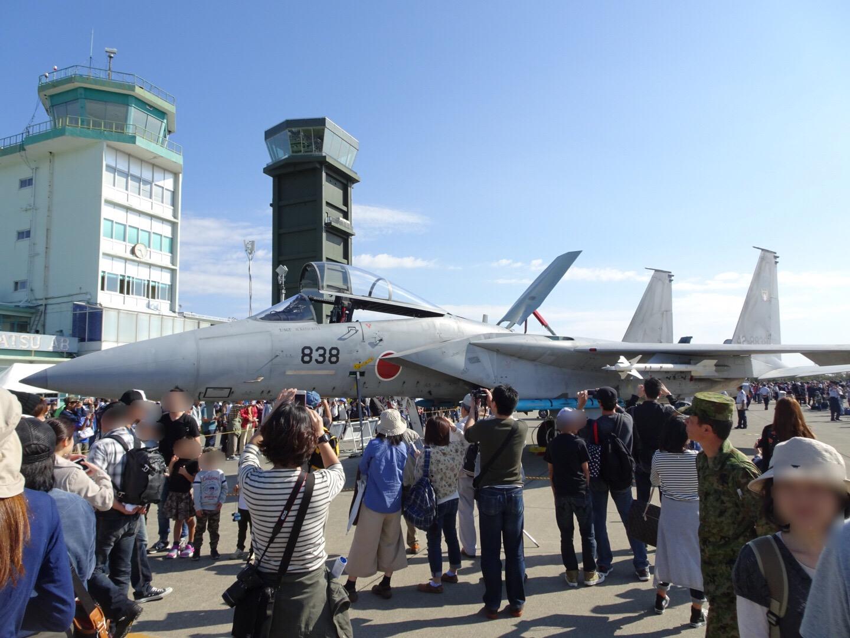 航空自衛隊 浜松広報館 エアパーク エアフェスタ