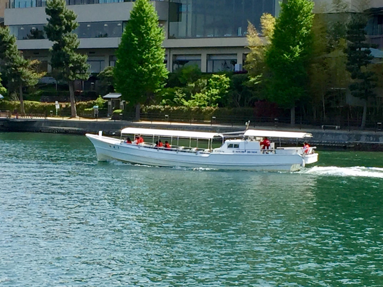 浜名湖遊覧船 海の湖」船(チャカ)めぐり