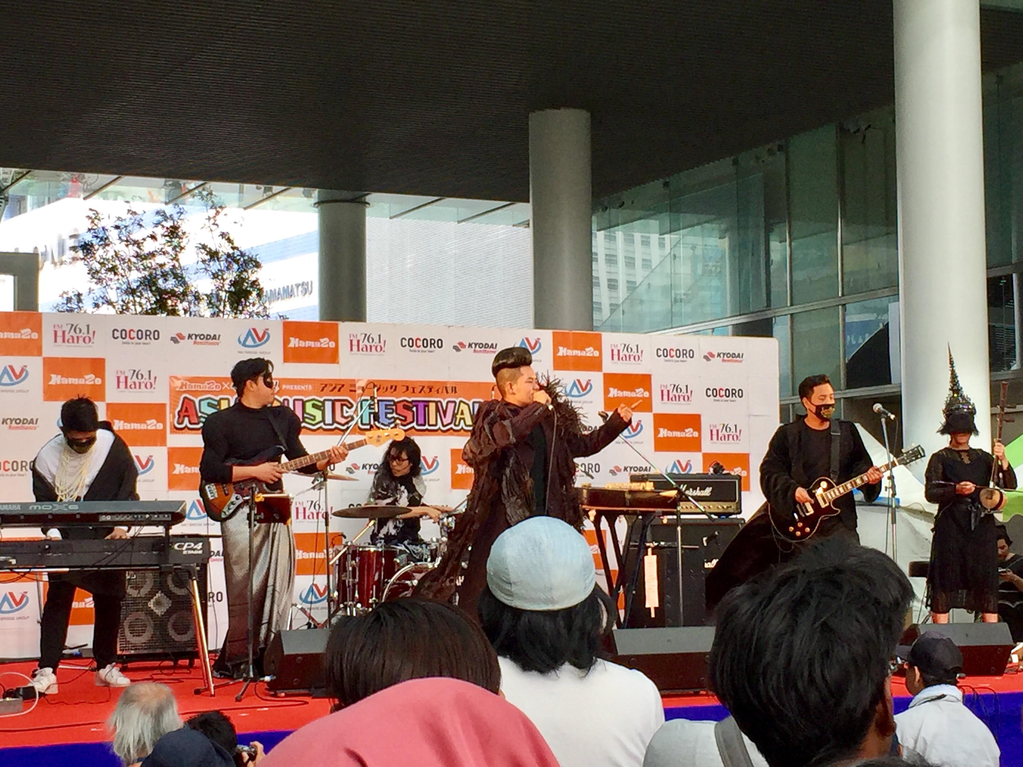 ASIA MUSIC FESTIVAL 2017