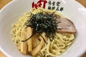 油そば 麺屋三郎 浜松