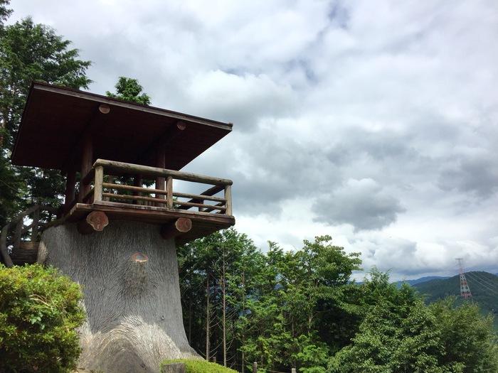春野町 青洞の丘展望台