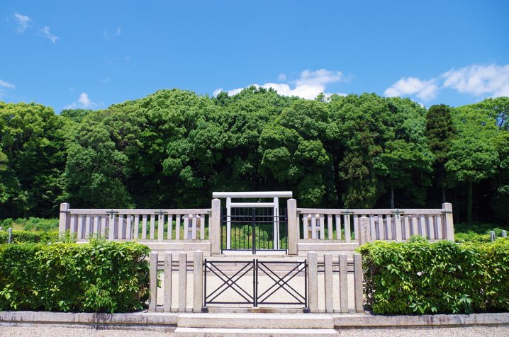 太田茶臼山古墳