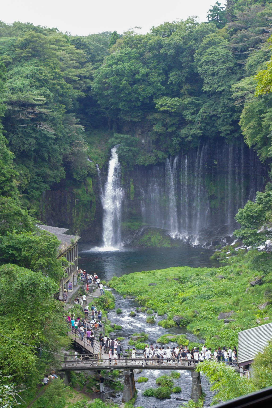 富士山 富士宮 白糸の滝