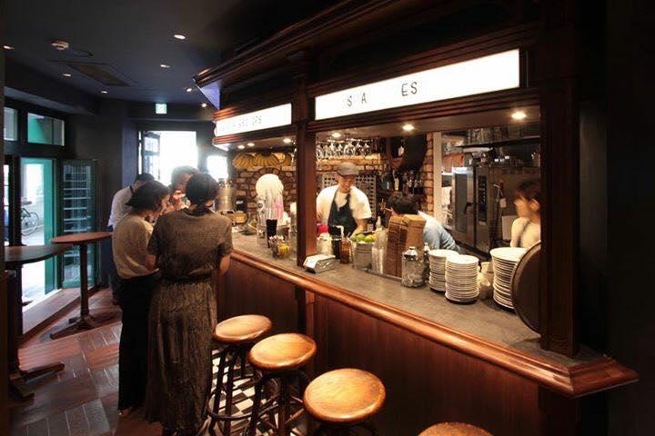 シェイク&チップス専門店「THE SHAKE & CHIPS TOKYO」
