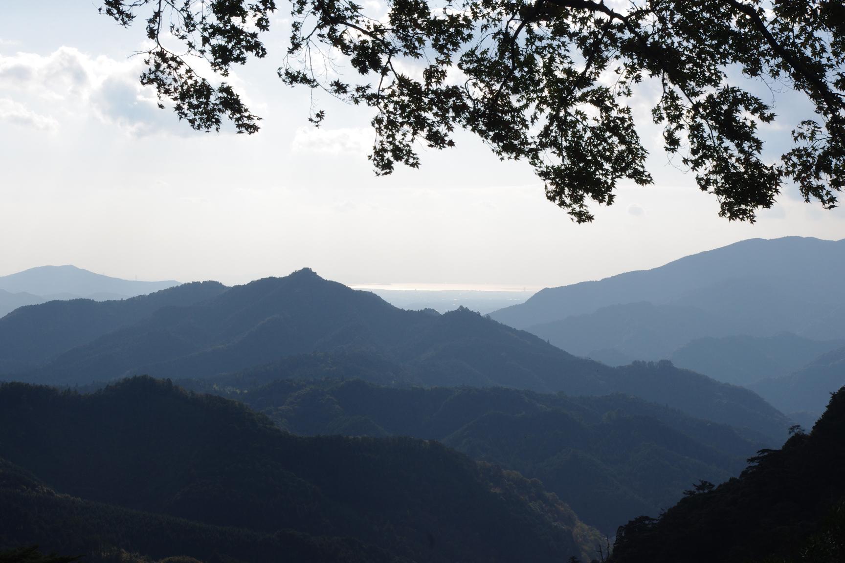 鳳来寺山 もみじまつり