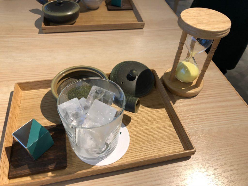 サングラムカフェ 菊川市 お茶 sangrams