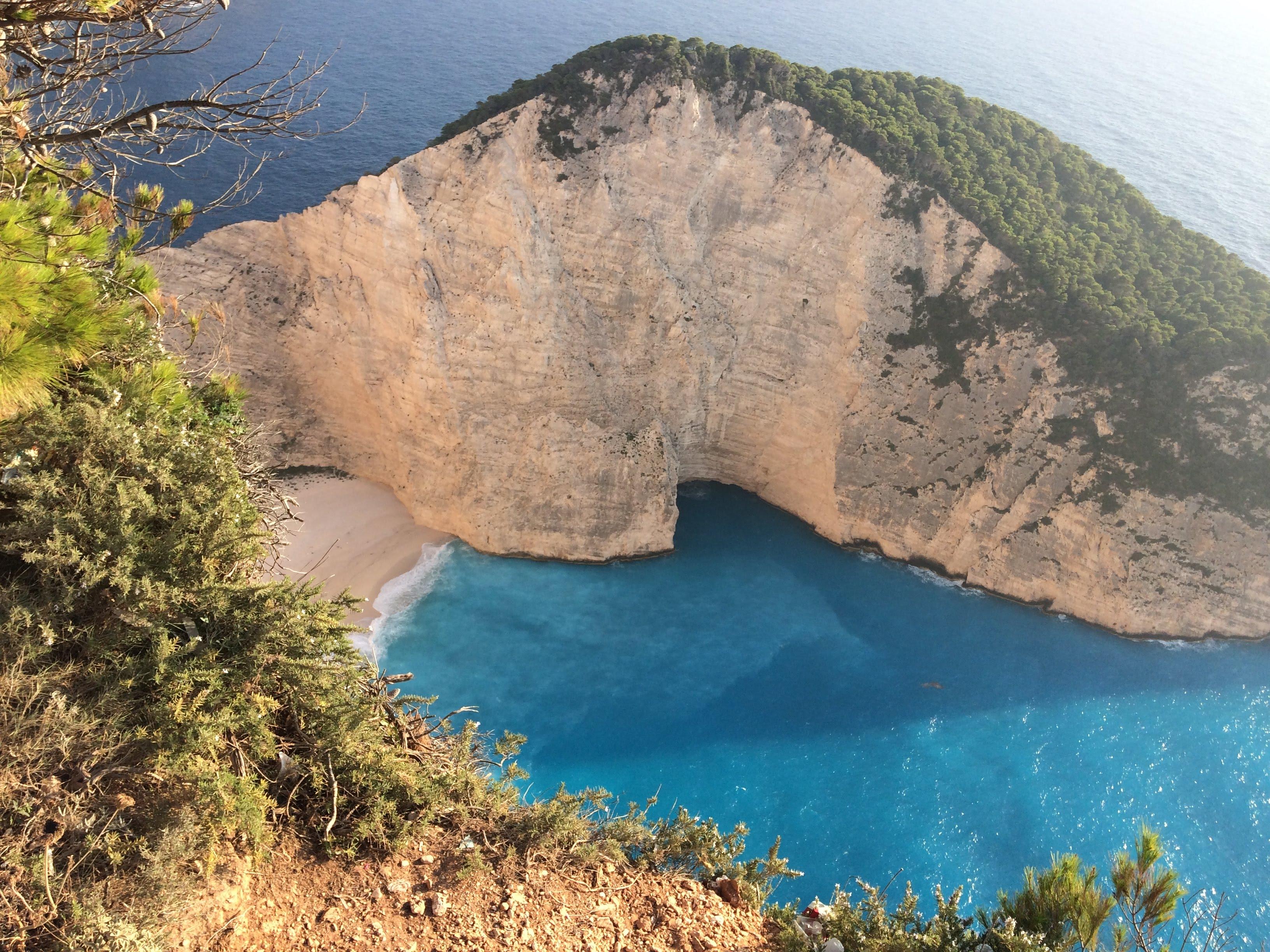 ギリシャ 旅行 観光 絶景 ジブリ 紅の豚