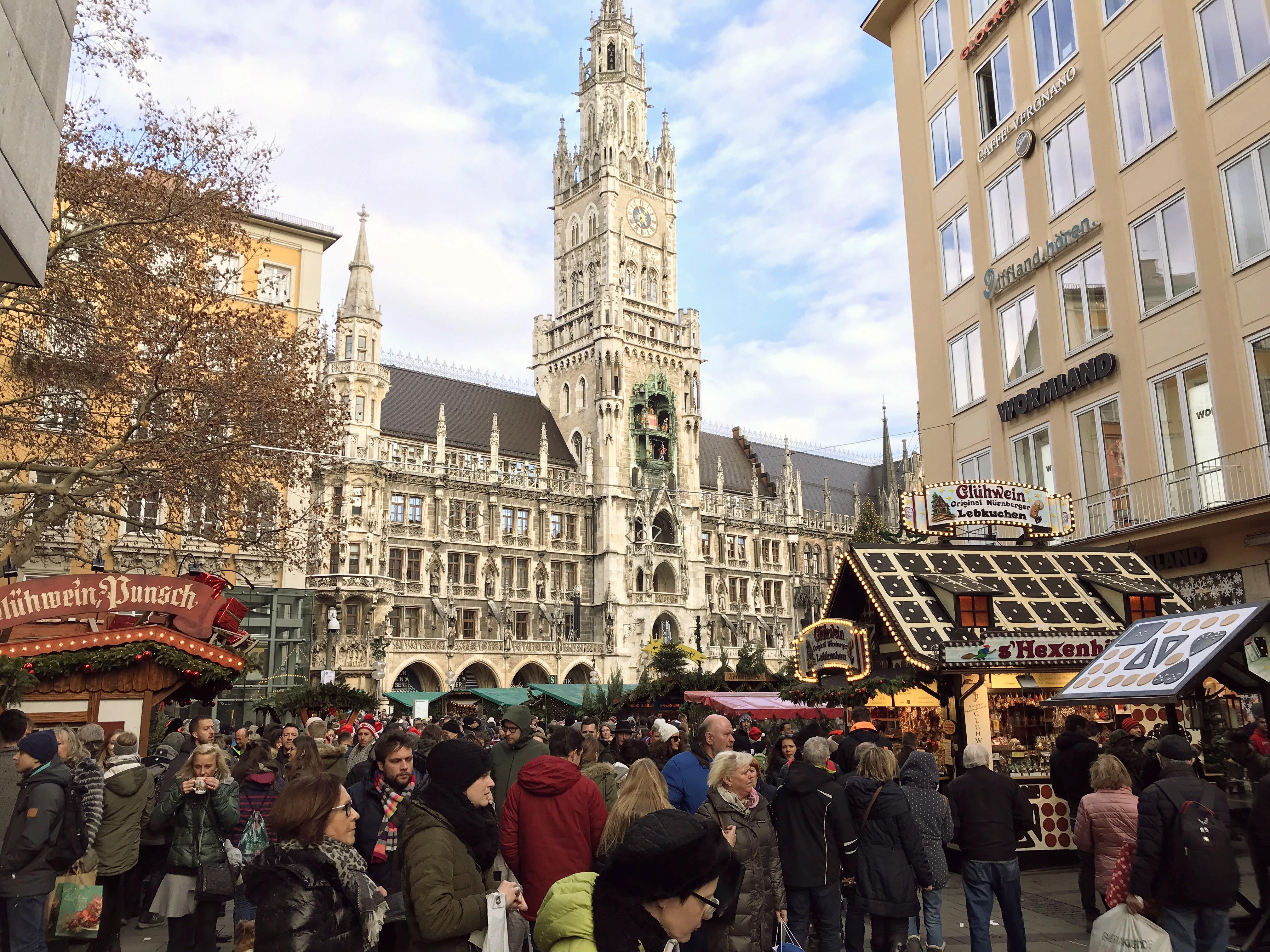 ドイツ クリスマス 年末年始