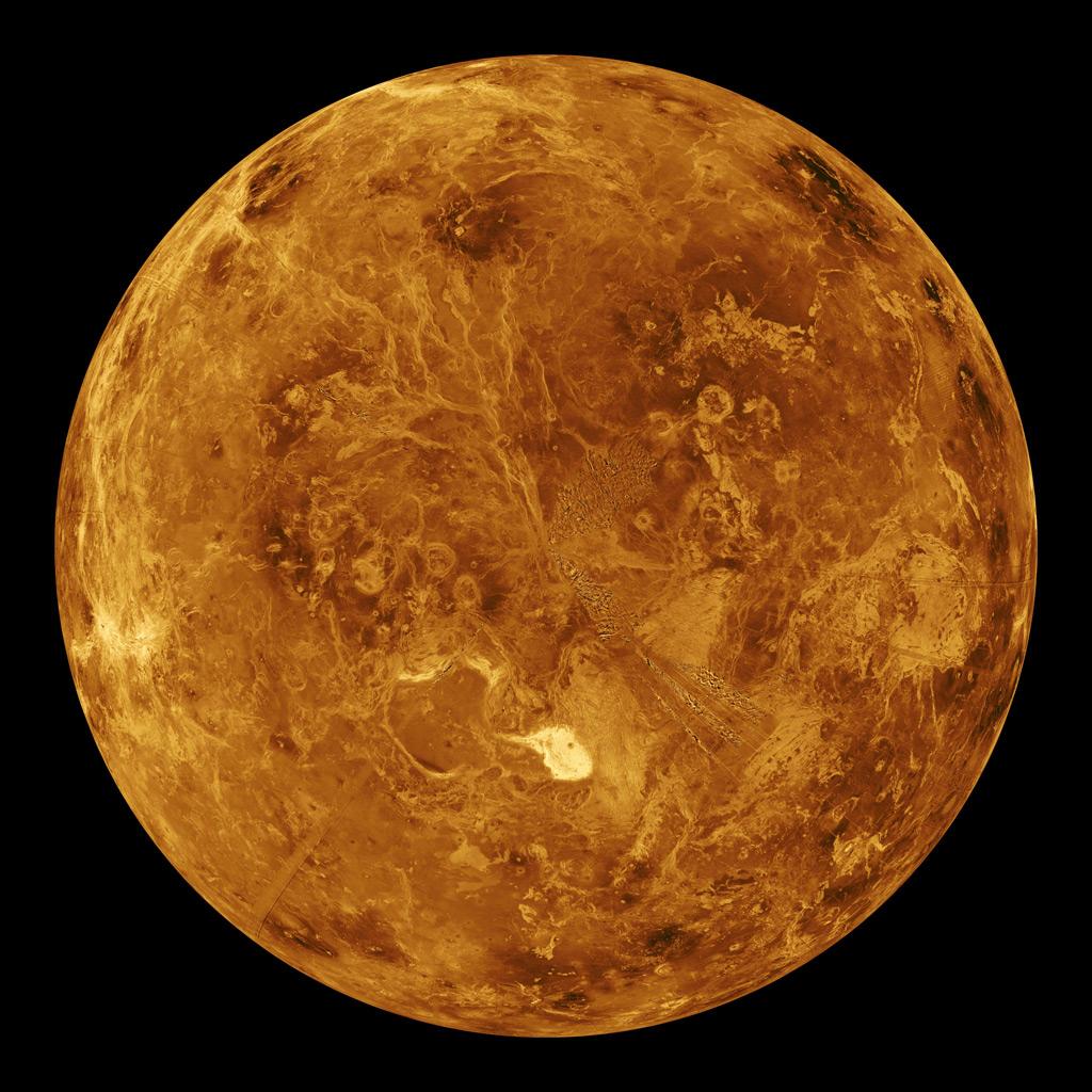 しぶんぎ座流星群 2017 金星