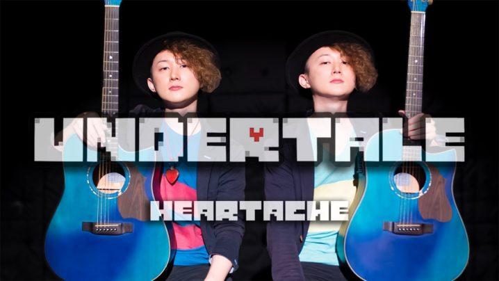 【奥山尚佳】世界から称賛!【Undertale (アンダーテイル)】「Heartache」Acoustic Cover